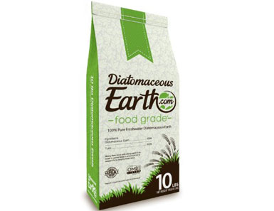 Natural Flea Treatment Diatomaceous Earth