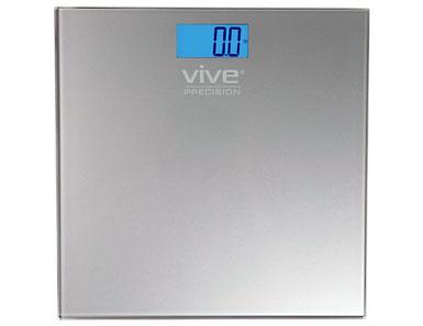 digital bathroom scale by vive precision