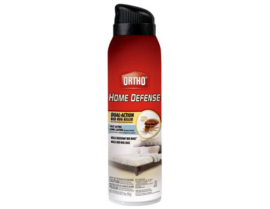 ortho home defense dual-action bed bug killer