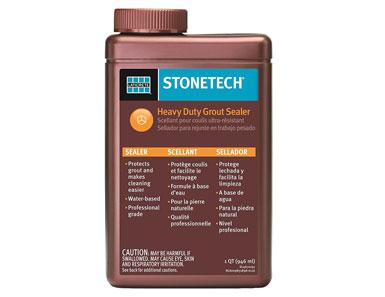 stonetech heavy duty grout sealer
